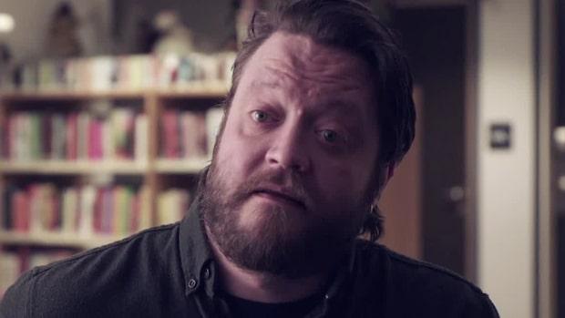 """Olof bröt ryggen under tävling: """"Tappade allting"""""""