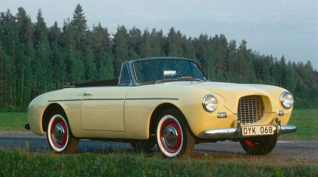 Volvo Sport 1956/1957.