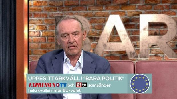 Jan Eliasson gästar Bara Politiks uppesittarkväll –hela intervjun