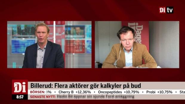 "Petersson om Billerud: ""Problemen med fabriken bidrar"""