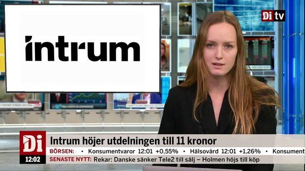 Di Nyheter: Kredithanteringsbolaget klår förväntningarna – höjer utdelningen