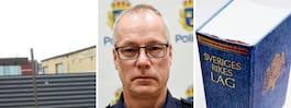 Gryningsräd mot liga  – tolv personer greps