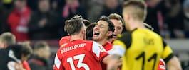 Första ligaförlusten för säsongen för Dortmund