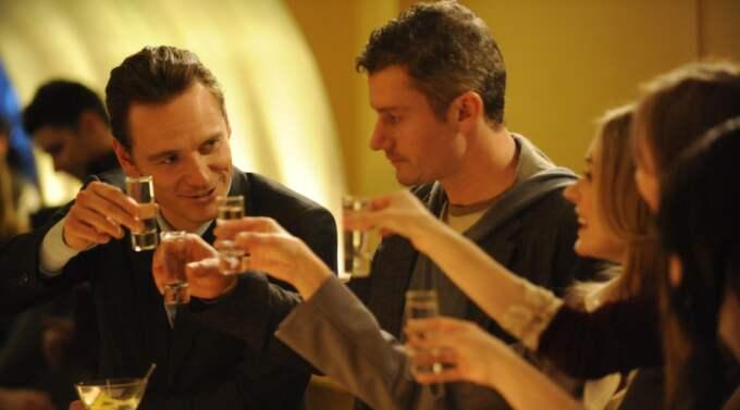 Briljerar. Michael Fassbender (till vänster) är lysande som Brandon, mannen som bara vill ha en sak - sex.