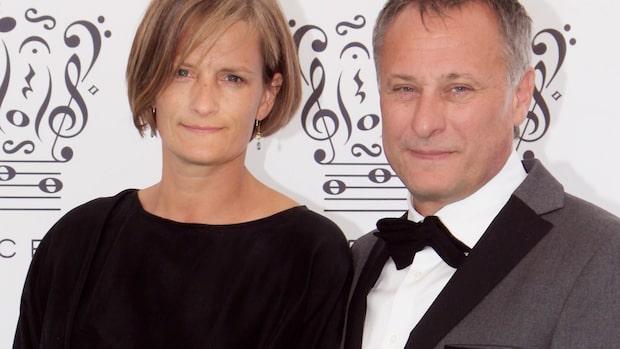 Änkan berättar: Michael Nyqvist förstod inte att han skulle dö