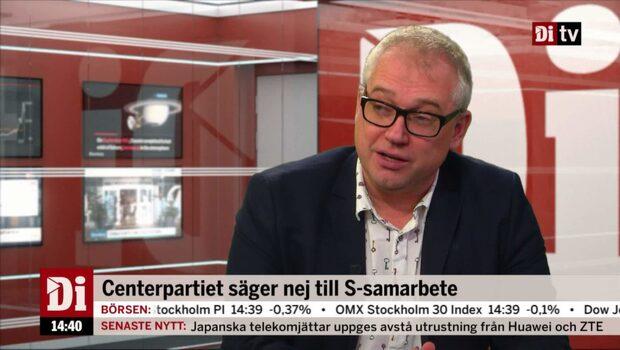 """Wikström: """"Lööf borde inte vara förvånad"""""""