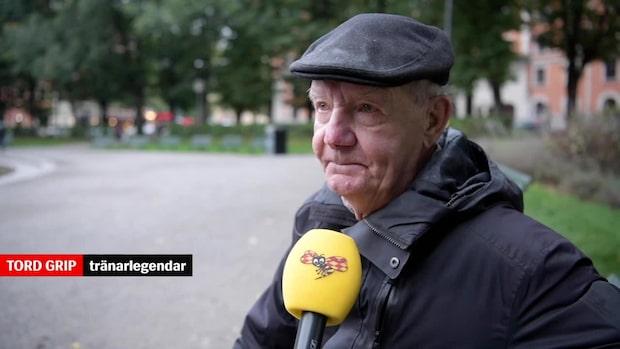 """Tord Grips nya liv: """"Jag går promenader från morgon till kväll"""""""