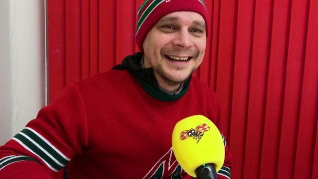 """Hellkvist: """"Härligt att det är sån passion runt hockeyn"""""""