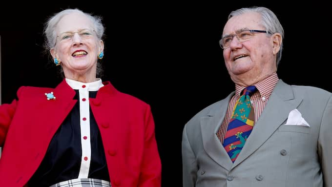 Drottning Margrethe och prins Henrik. Foto: PATRICK VAN KATWIJK / PICTURE ALLIANCE / DPA/IBL