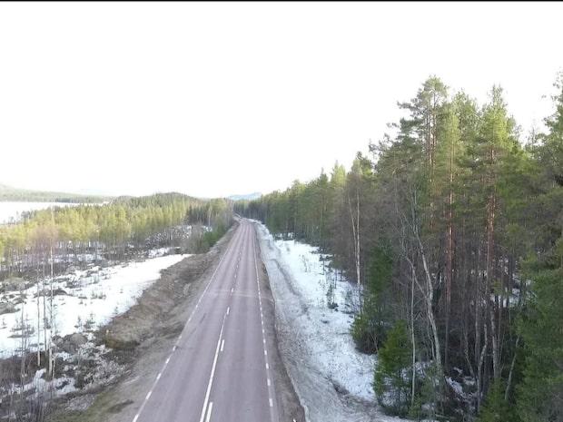 Kraftigt oväder drar in mot Sverige