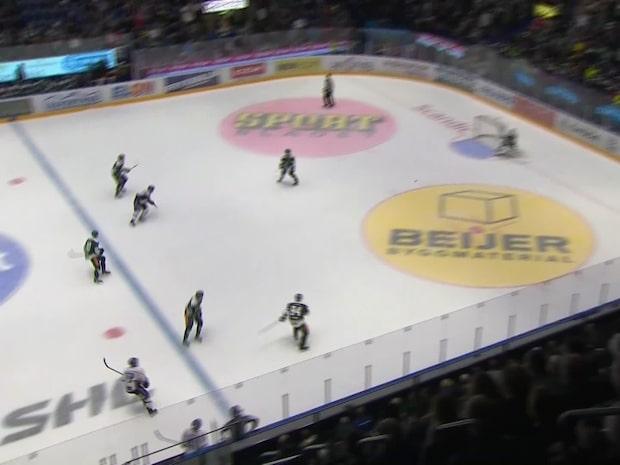 Höjdpunkter: Färjestad – Linköping 1–5