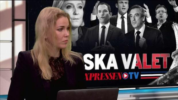 Ryska intressen misstänks ligga bakom falska nyheter om Franska valet