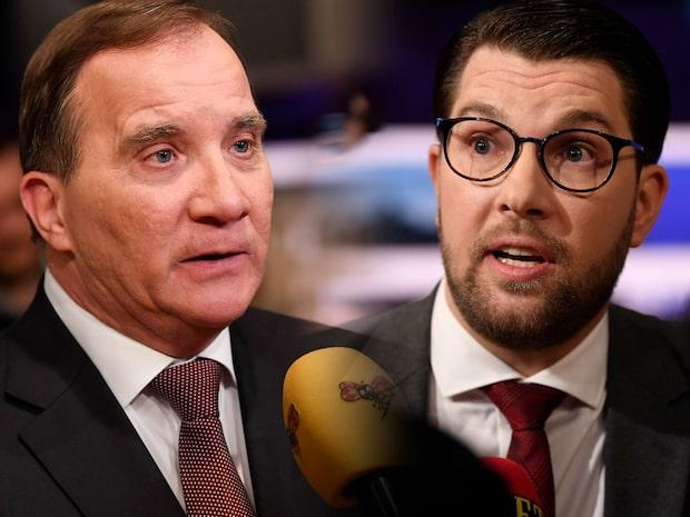 Tunga siffrorna för Löfven: SD är förbi i viktiga väljargruppen