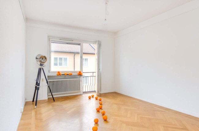 Apelsiner, ballonger och paprikor har vi sett som inslag i homestlning den senaste tiden.