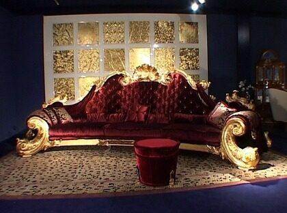 Michael Jacksons galna möbler till salu Leva& bo Expressen Leva& bo