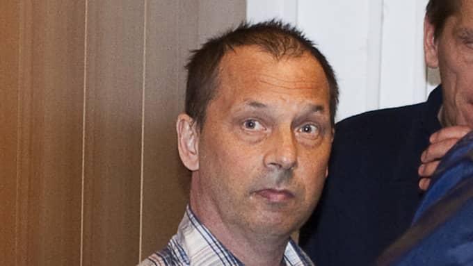 Efter en lång utredning dömdes Toni Alldén så småningom till livstids fängelse för mordet på Carolin Stenvall, 29. Sedan dess har han suttit inlåst på olika anstalter. Foto: Suvad Mrkonjic