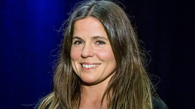 Pernilla Wiberg. Foto: CLAUDIO BRESCIANI/TT / TT NYHETSBYRÅN