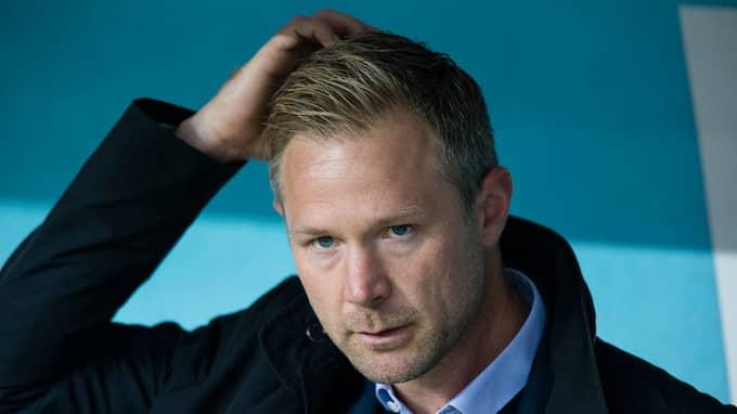 Magnus Pehrsson. Foto: CHRISTER THORELL/IBL / CHRISTER THORELL/IBL/IBL CHRISTER THORELL/IBL