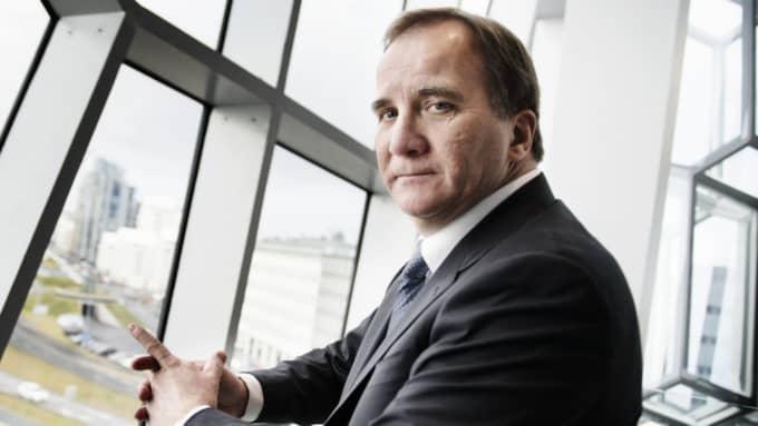 Statsminister Stefan Löfven. Foto: Anna-Karin Nilsson