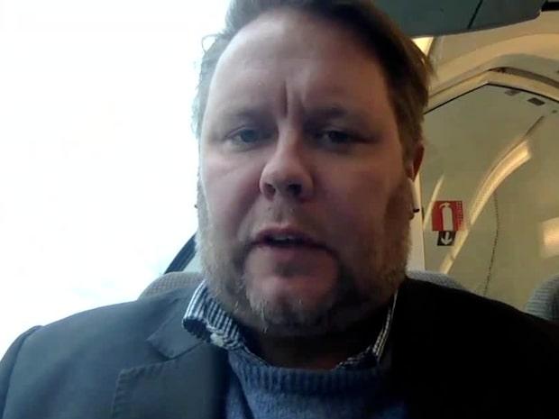 """Fredrik Sjöshult: """"Rättspsyk är inte lättare än fängelse"""""""