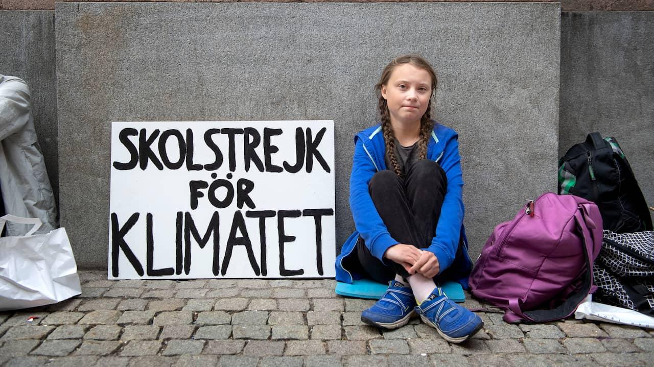 Greta Thunberg Facebook: Greta Thunberg, 15, Listas Som En Av Världens Mäktigaste