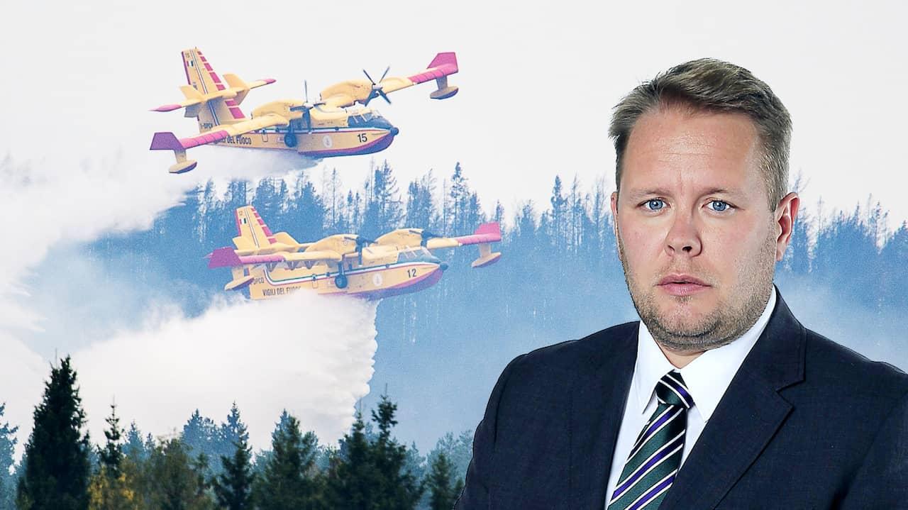 Byråkrati och dumsnålhet har stoppat svenska vattenbombare
