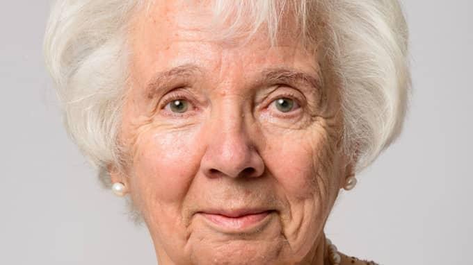 Ulla Herbert (L), ledamot i Arbetsmarknads- och socialnämnden i Malmö. Foto: PRESSBILD