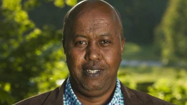 Abdullahi Hannas Moalin, MP, åtalas för bokföringsbrott sedan hans verksamhet inom lotsbranschen gått i konkurs. Foto: Pressbild Miljöpartiet