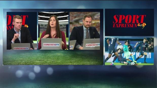 "PSG - Barcelona: ""Kollektiv kollaps utan dess like"""