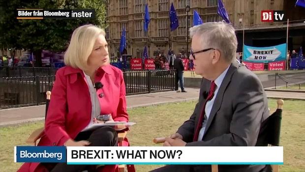 Världens Affärer 13.30: Brexit - vad händer nu?
