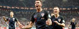 Kroatien till final – efter jätterysare
