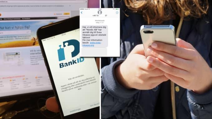 Hur kan jag betala med SMS?