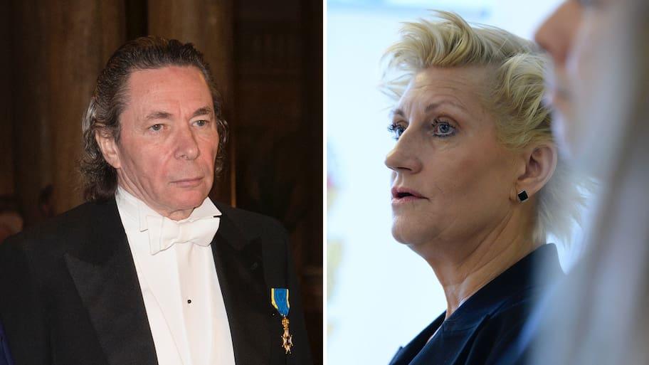 Jean-Claude Arnault anklagades i höstas för sexuella övergrepp mot en