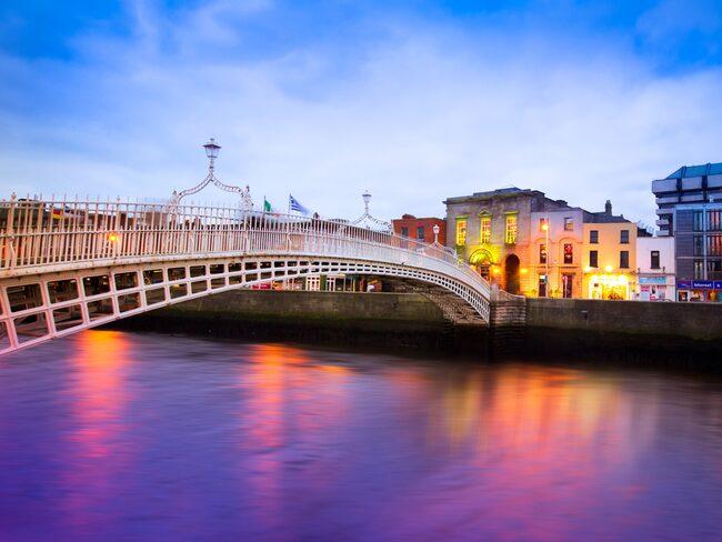 Irland placerar sig på tionde plats på listan. I landet är det 50% billigare att bo via Airbnb under en vistelse än på hotell.