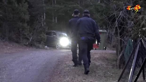 Polisens teori: Offren i Vallentuna blev rånmördade