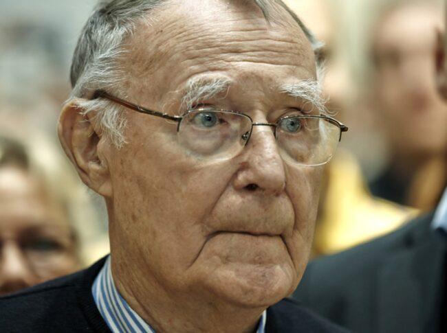 <span>Att Ingvar Kamprad var mannen som grundade Ikea har du säkert koll på. Men visste du Kamprad hade dyslexi och det är därför som bokhyllan heter Billy?</span> <span><br></span>