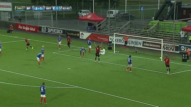 Brommapojkarna-Åtvidaberg 3-1 - highlights