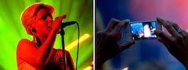 """Robyn klar för Roskilde – """"perfekt huvudnamn"""""""