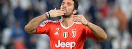 Gianluigi Buffon lämnar Juventus – efter 17 år