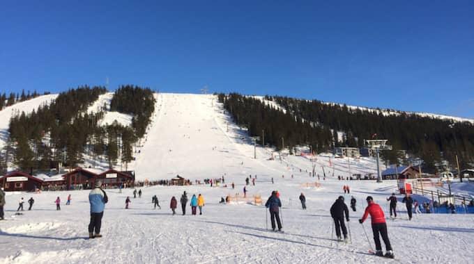 Tandådalen är ett populärt skidområde i Sälen, Dalarna. Det är beläget precis bredvid Hundfjället och under sportlovsveckorna kommer många familjer dit för att åka skidor. Bilden är tagen vid ett annat tillfälle. Foto: Privat