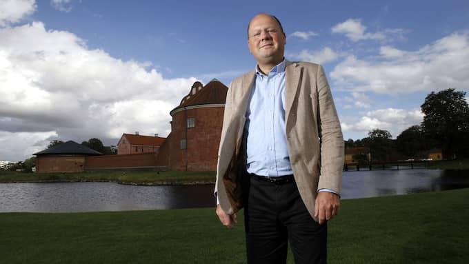 Torkild Strandberg (L), kommunstyrelsens ordförande i Landskrona. Foto: RONNY JOHANNESSON