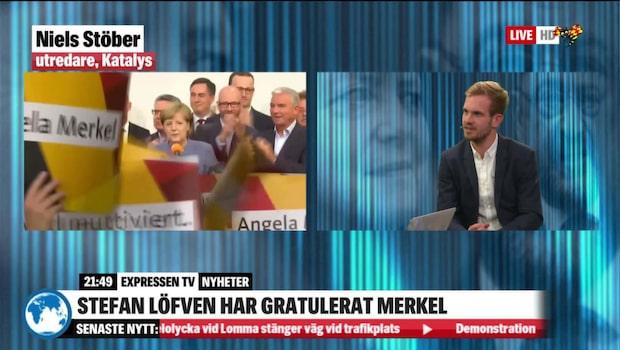 Niels Stöber: Därför får Merkel svårt att regera