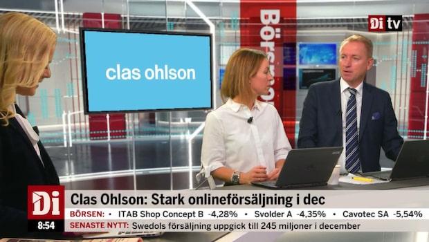 """Experten om Clas Ohlson: """"Det andra är bara problem"""""""