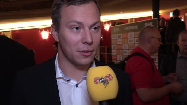 """Gustafsson: """"Har en stor del i att jag blev Lule-fan"""""""