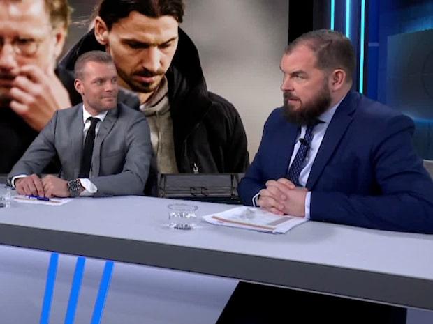 """Axén: """"Zlatan kommer att spela i Hammarby"""""""