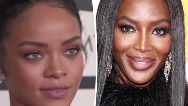 Rihanna är tillsammans med  Naomi Campbells expojkvän