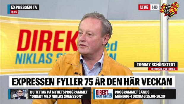 """Tommy Schönstedt: """"Fantastisk historia om Alice som bodde i kloaken"""""""