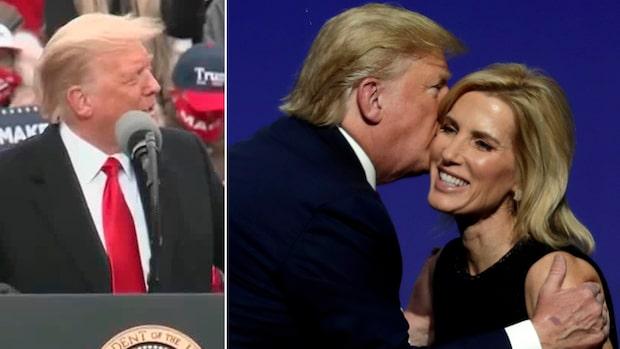 Donald Trumps skämt om kvinnliga tv-profilen