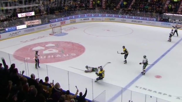 Highlights: HV71-Frölunda