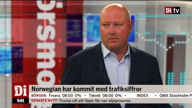 """Dagel: """"Starka siffror från Norwegian"""""""